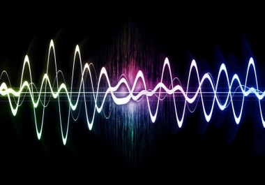 Edit your 1 hour spoken audio