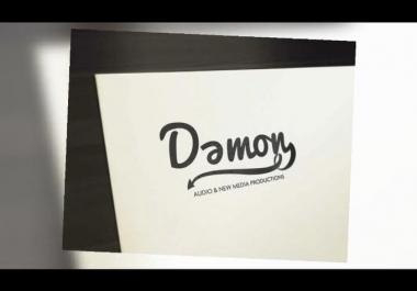 design OUTSTANDING Logo!!@