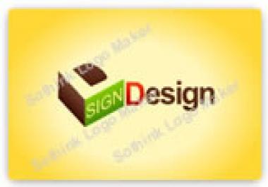 create 2 CUSTOM logo designs exclusive hi quality#@!