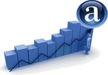 Alexa Rank Boost 1 Week for sites ranked 25,000-4000