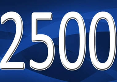 Give Your Website Roughly 2500 Backlinks