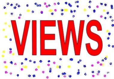 get 50k Custom Views or 25k Post audience  within 24-48  hours