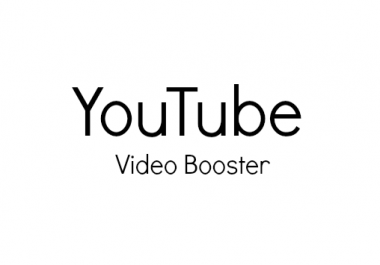 VIDEO BOOSTER - ADD 30 Likes + 30 Favorites + 3 Comments To Your Video