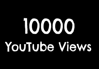 10.000+ Real High Retention Views Within 24 Hours