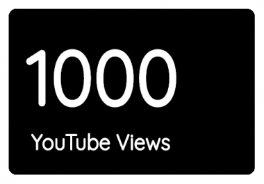 1.000+ Real High Retention Views Within 24 Hours