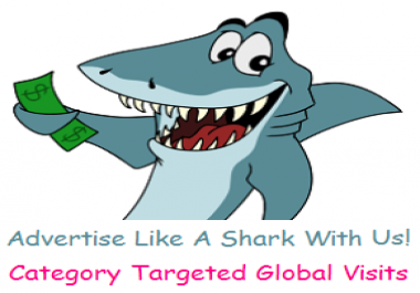 Send 5000 Worldwide Category Targeted Global Website Traffic Visits Plus Signups