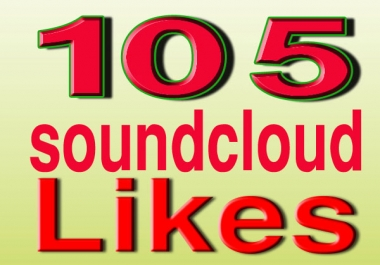 Free 2700 Plays With 105 soundcloud likes