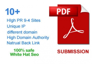 Get PDF Submission Service