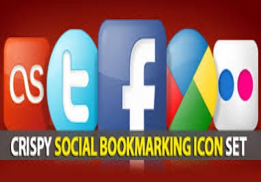 Get 15+ Social Backlinks, High PR,Penguin & Panda Safe