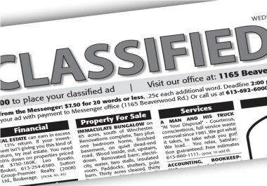 submit Your Ads to 4013 CLASSIFIED Ad Sites