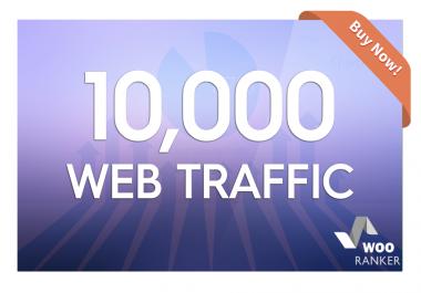 10,000+ Real Adsense Safe Website Traffic