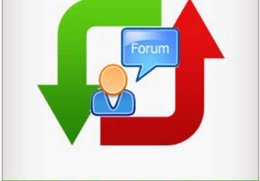 offer you my signature link on a tobacco related forum for one month for