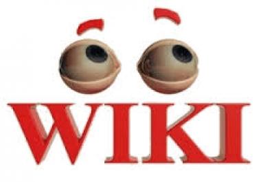 Get 250 article wiki backlinks