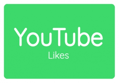 YouTube Promotion Package - 20 Green