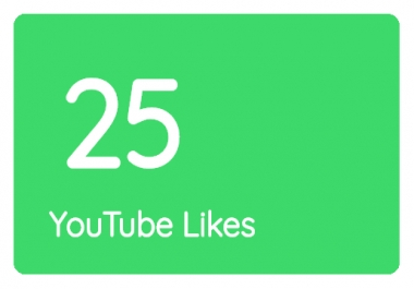 25+ Real Video Likes Within 24 Hours