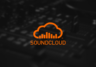 300.000 High Quality SoundCloud Plays