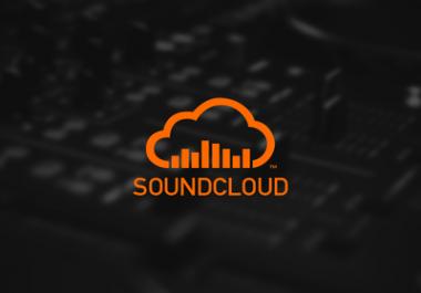 400.000 High Quality SoundCloud Plays