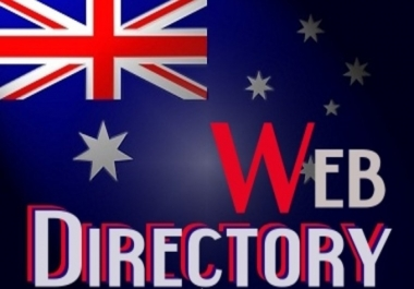do 30 Australian Local web directory submissions