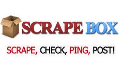 I will make 40,000 SEO blog comment backlinks scrapebox linkjuice, Order Now for $13