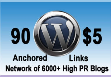 increase Your SERP Rankings with 90 Dofollow Contextual Links in 30 Posts on a Large Private PR1 to PR6 Blog network