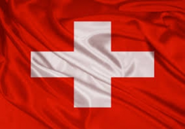 I WILL SUBMIT Manually 20 switzerland Directory submissions..