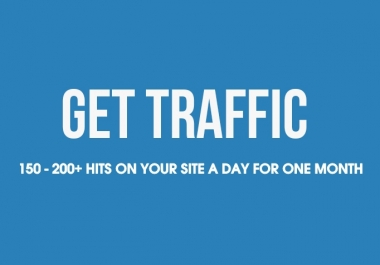 Drive Unlimited Traffic To Your Website For 30 Days