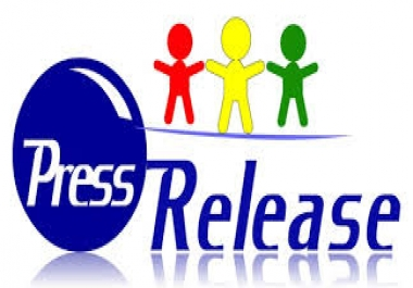 **send Your Press Release to Google News and promoted through social media....