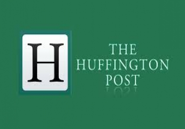 we will Publish Guest Post On Huffington Under 5 Hours