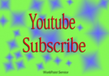 usa base provide You 300 youtube subscribers for your YouTube page