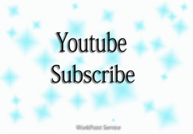 provide You, 250 High Quality YouTube Subscribers