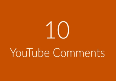 10 Real YouTube Video Comments Within 24 Hours