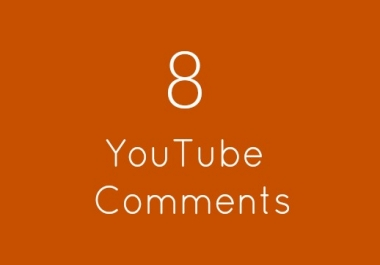8 Real YouTube Video Comments In 24 Hours