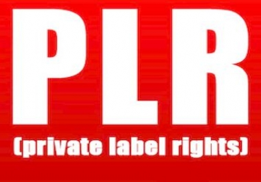 I will Sell Great PLR Articles for