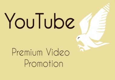 Premium Gold YouTube Video Promotion Package