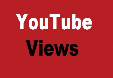Give You 1000 SAFE and Fast YouTube Views With 10 likes & 10 Subscribe