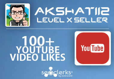 Get 100+ High Quality Video Likes