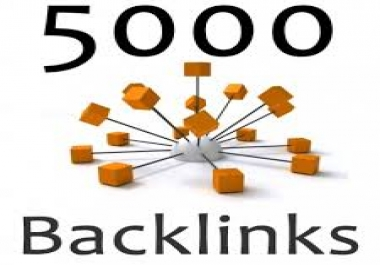 **create 5000 backlinks using GSA Search Engine Ranker**./*/..