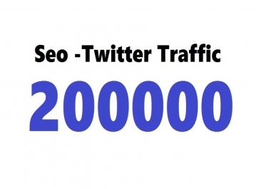 Super FAST 200000 or 200k SEO Worldwide Web traffic