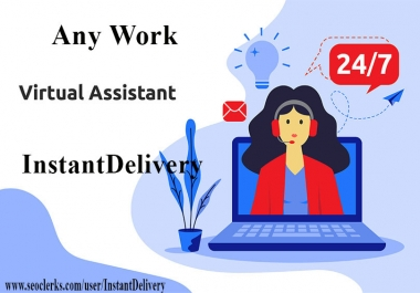 i can do your virtual Assistant