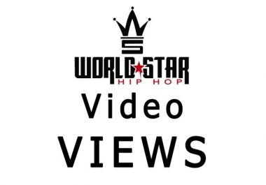 give 3,000 Unique Human Worldstarhiphop Views