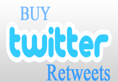 give you 100 retweets or favorites from profile Very fast