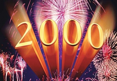 Fast 2000 Likes Or 2000 Views To Your Posts