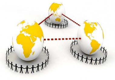 Create Backlinks From 15 x PR2+15 x PR3 +10 x PR4+10 x PR5 +02 x PR6