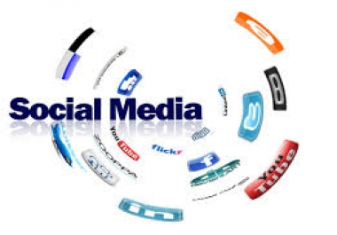 I will provide 3000 high quality organic social signals from top 3 networks