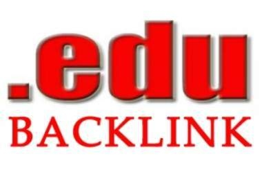 Get You nearly 1000+ Backlinks From EDU Domians