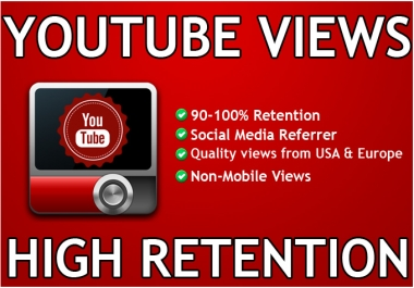Provide you 2034++ Video Views in less than 48 hours / SPLIT in 2 video !
