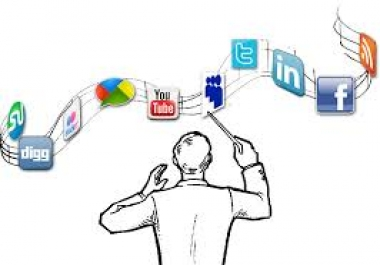 Will Create Professional Social Media Pages