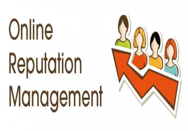 Online Personal Reputation Management