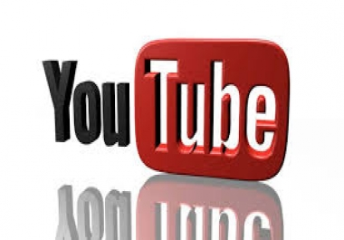 500 High Quality & Safe YouTube V1ews! Highly Retentive and Real