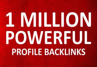 Do 1 Million Xrumer Forum Profile Links For Google SEO